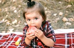 Comienza la dieta blw para tu bebé
