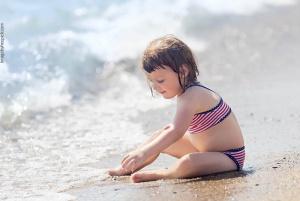 la piel y verano